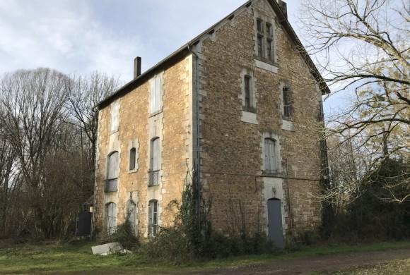 Biens AV - Immeuble - chasseneuil-sur-bonnieure